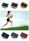2015 LCD Step Run Pedometer Walking Distance Calorie Counter Electronic Digital