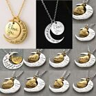 I love you to the moon and back New Round Heart Shape Round Heart Shape Forsale