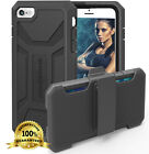 "iPhone 6 and 6S PLUS 5.5"" Slim Armor Rugged DEFENDER Case + Belt Clip Holster"