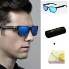 Aluminium Polarized Mirrored Wayfarer Sunglasses Outdoor Driving Fishing Eyewear