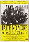 FAITH NO MORE Midlife Crisis PHOTO Print POSTER Angel Dust  Sol Invictus Shirt 6