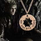 Game of Thrones My Sun and Stars Moon of My Life Pendant Necklace