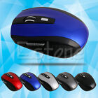 USB 2.4GHz Cordless Wireless Optical Mice Mouse Receiver For PC Laptop Computer