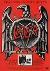 SLAYER Seasons In The Abyss PHOTO Print POSTER Reign In Blood Shirt Repentless 2