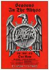 SLAYER Seasons In The Abyss PHOTO Print POSTER Reign In Blood Shirt Metallica 05