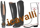 Leather riding boots with laces and zip, Stivali, Bottes, Leder Schnürstiefel
