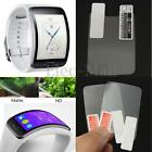 Pack HD/Matte Screen Protector Glass Film For Samsung Galaxy Gear S Smartwatch