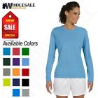 Gildan Performance Long Sleeve Moisture Wicking T-Shirt XS-2XL MG424L