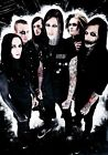 MOTIONLESS IN WHITE Reincarnate PHOTO Print POSTER Infamous Shirt CD 001