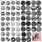 Nail Art Steel Plate Image Stamp Manicure Template Stamping Plates DIY Tool Hot