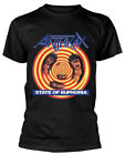 Anthrax 'State Of Euphoria' T-Shirt - NEW & OFFICIAL!