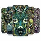 HEAD CASE DESIGNS AZTEC ANIMAL FACES SERIES 6 CASE FOR MICROSOFT LUMIA 640