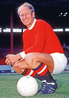 BOBBY CHARLTON 02 (MANCHESTER UNITED) PHOTO PRINT