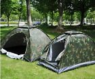 1Person / 2Person Outdoor Waterproof Camping Camouflage Camo Folding Tent FST