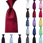 18 Colors New Mens Classic Striped Tie JACQUARD WOVEN Silk Suits Ties Necktie