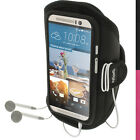 Running Jogging Sports Armband for HTC One M9 2015 Fitness Gym Case Cover