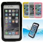 Premium Waterproof Shockproof Dirt Snow Proof Durable Case Cover for iPhone 6