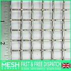 #2 Mesh x 10mm Aperture x 2mm Wire - SS316 Grade - Woven Wire Mesh - Various