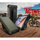 VERUS Heavy Drop Protection Supcase Belt Clip Case for Samsung Galaxy S6 S6 Edge