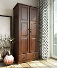 100% Solid Wood Flexible Wardrobe•Armoire•Closet by Palac...