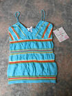 Womens Striped Vests