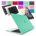 Smart Rubberized See-Through Hard Case Cover for Apple Macbook 12 inch A1534