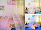Princess Round Sequins Curtain Dome Bed Dog Canopy Netting Mosquito Net