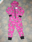 Childrens Nifty Kids Pink Dogs Onesies