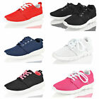 Girls Boys kids Trainers Unisex Lace up Running Sports Pumps Fashion Shoes size
