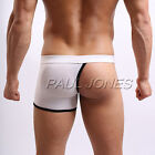 Cheap New Sexy Mens Half Cover Underwear Boxer Briefs Shorts pants Bottoms S M L