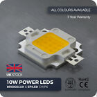 1/ 5/ 10 / 20 10W High Power LED Super Bright SMD COB Grow lights aquarium light