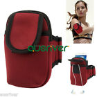 Universal Sports Gym Jogging Running Armband Case Cover for Samsung iPhone HTC
