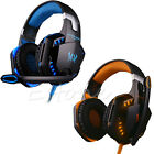 EACH G2000 Mic Stereo Bass Game Headphone Over-ear Headset Headband for PC Game