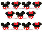 Free shipping DIY lovely mickey minnie Metal Charms Jewelry Making Pendants 3cm