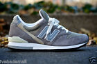 New Balance M996 Grey The Bringback Retro Made in USA Men's 996