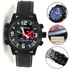 AW802G Date Alarm BackLight Water Resist Unisex Dual Time Alexis Dual Time Watch