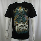 Authentic INFANT ANNIHILATOR Band Horned Priestess Logo T-Shirt S-2XL NEW