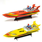 New RC Boat Remote Control Favor Twin Propellers Racing Speed Boat
