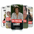 OFFICIAL ONE DIRECTION HARRY STYLES PHOTO SOFT GEL CASE FOR APPLE iPHONE 6 4.7