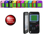 Retro Nintendo Gameboy Silicone Skin Case Cover for iPod Touch 5 & Screen Guard