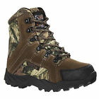 InStock Rocky FQ0003710 Kid's Waterproof Insulated Mossy Oak Camo Hunting Boots