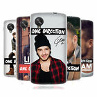 OFFICIAL ONE DIRECTION LIAM PAYNE PHOTO SOFT GEL CASE FOR LG GOOGLE NEXUS 5 D820