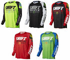 Shift Racing Mens Strike Dirt Bike Jersey All Colors & Sizes ATV MX Gear 2016