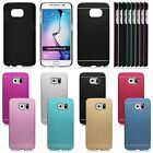 Stylish Hybrid Aluminum Brushed Hard PC Case Cover For Samsung Galaxy S6 MOTOMO