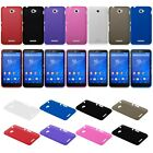 Fashion Rubber TPU Silicone Gel Back Cover Case Skin For Sony Xperia E4