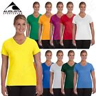 Augusta Sportswear - Ladies Shirts Moisture Wicking V-Neck T