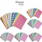 Paper Bags Polka Dot / Diagonal / Sweets Party Cake Favours Gift Counter Bags