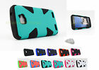 for ZTE Paragon Z753G Zephyr Z752C Sonata 2 Hybrid Hard/Soft Case Cover+PryTool