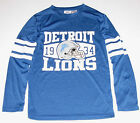 Detroit Lions Long Sleeve T-Shirt Boy's size Large 14/16, New w/Tag!