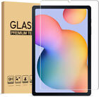 Tempered GLASS Screen Protector For Samsung Galaxy Tab A E 3 4 S4 S5e S6 S7 A7